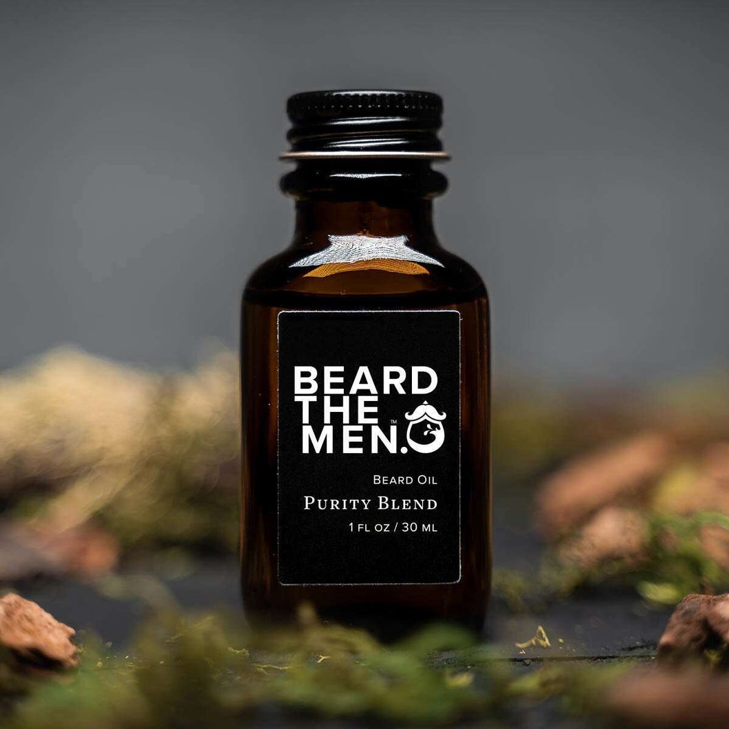 Purity Blend Beard Oil