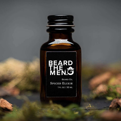 Spiced Elixir Beard Oil