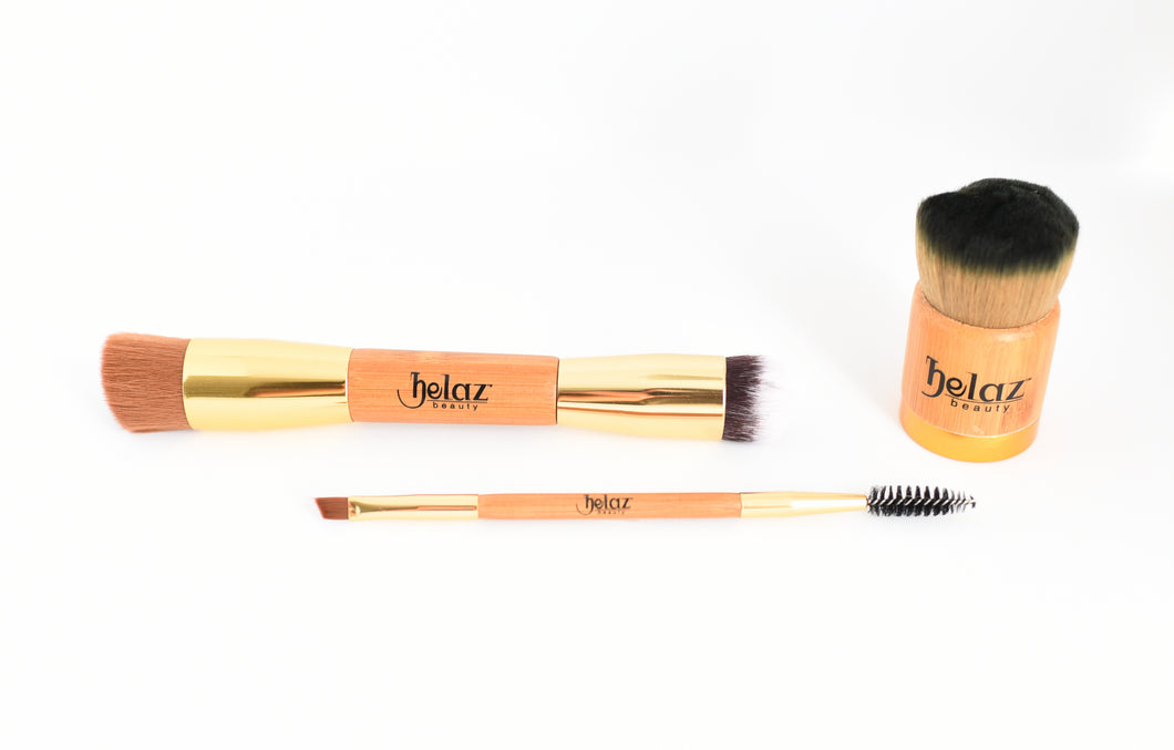 Helaz Beauty Brushes Set