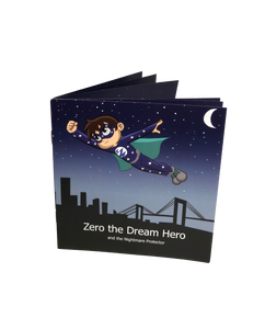 DONATE ONLY - Donate to Children's Hospital - Zero the Dream Hero and Nightmare Protector