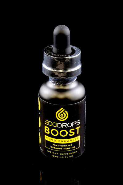 EcoDrops Boost 30ml - CBD132