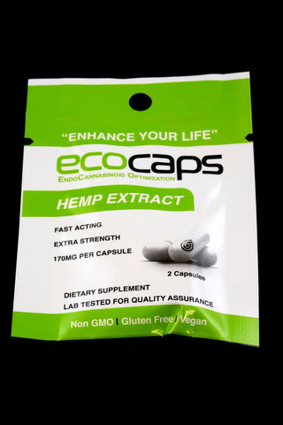 CBD EcoCaps Travel - CBD136