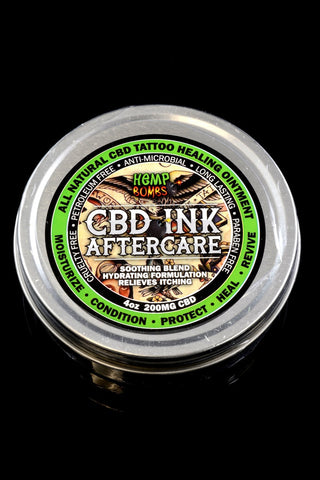 4 oz CBD Tattoo Ink Aftercare - CBD189