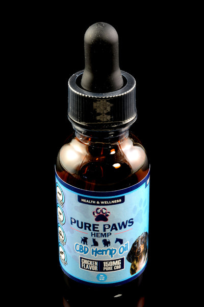 150mg Pet Hemp Oil - CBD214