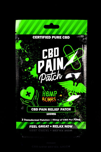 CBD Pain Patches - CBD228