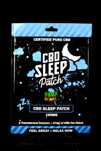 CBD Sleep Patches - CBD229