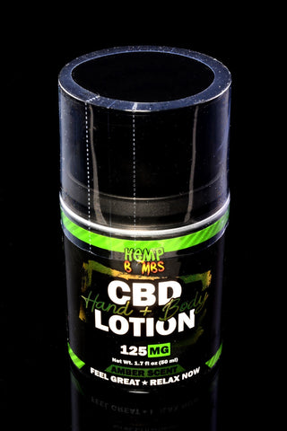 125mg CBD Hand and Body Lotion - CBD234