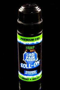 3 oz CBD Roll On Pain Rub - CBD241