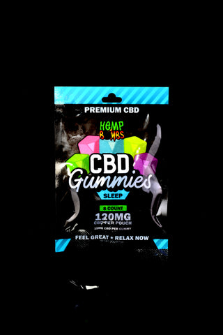 8 Count CBD Sleep Gummies - CBD247