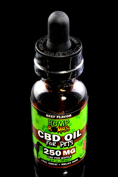 250mg Pet CBD Oil - CBD263