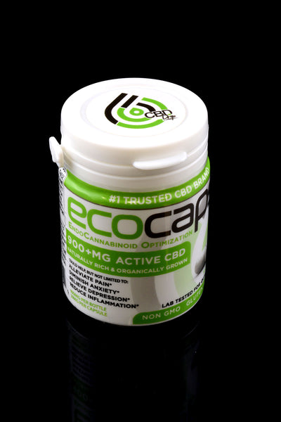 CBD EcoCaps Bottle - EC159