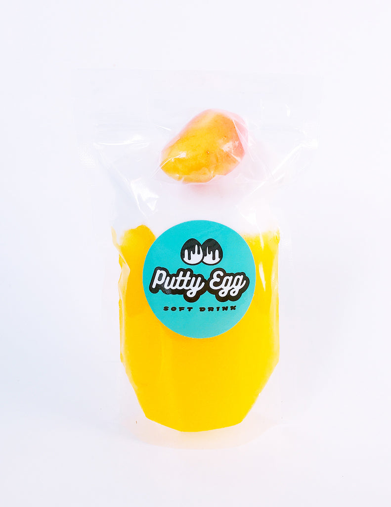 Mango Cream Soda