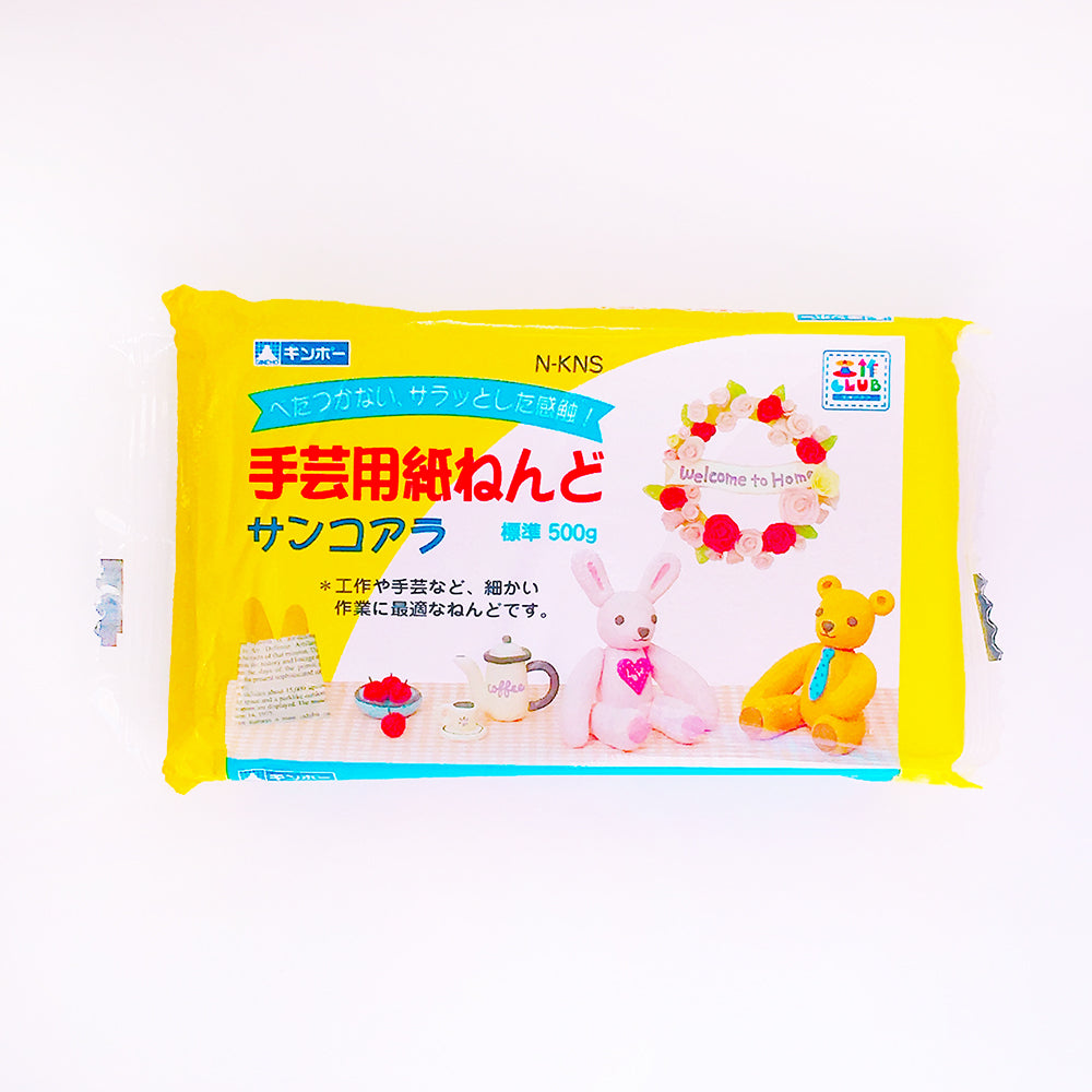 Gincho Paper Clay (500g)