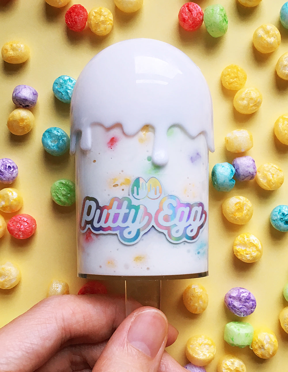 Capn crunch berries cereal putty egg capn crunch berries cereal ccuart Image collections