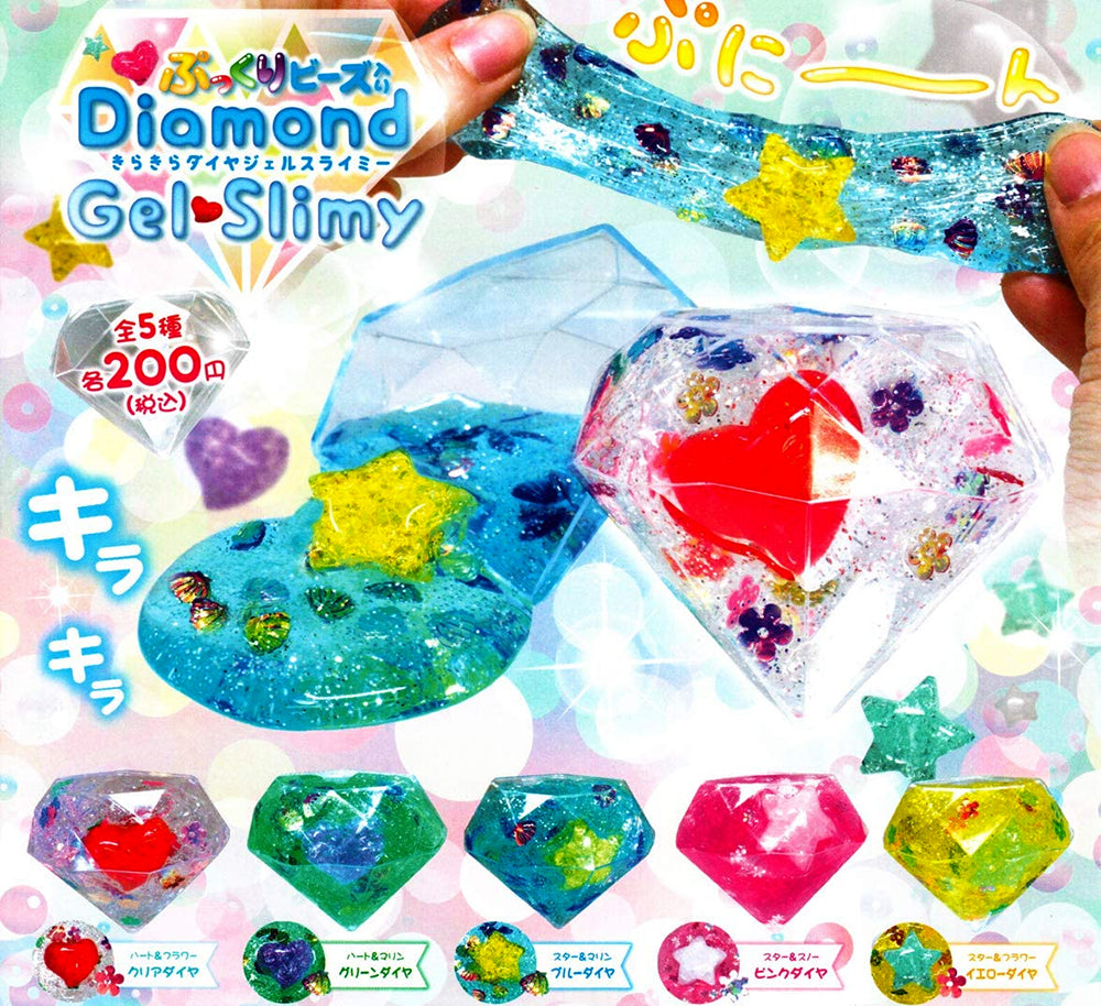Diamond Gel Slimy