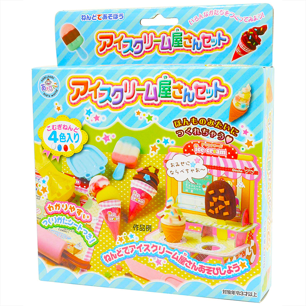 Ice Cream Shop Clay Making Kit