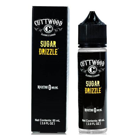 Sweet ejuice new flavors sweet drizzle exciting taste e-liquid flavor by Cuttwood nicotine free ejuice