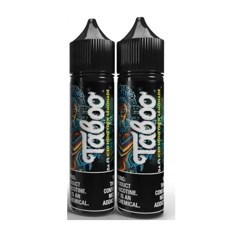 Taboo Vape Ejuice 60ml 3mg Nicotine Content Eliquid Honewydew Lemonade Unique Flavor Near me for Beginners and vapers