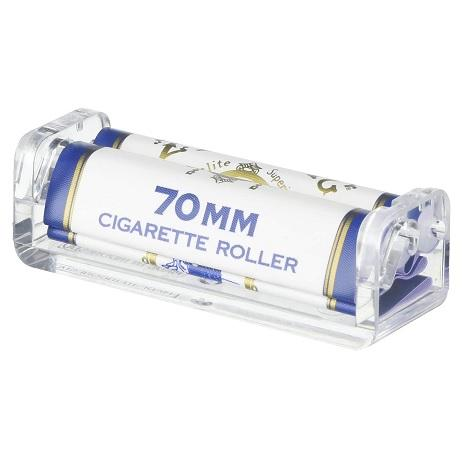 Ultra Fast Cigarette Roller no tobacco spilling rollers fast action and easy rolling product by Zig Zag Premium Roller