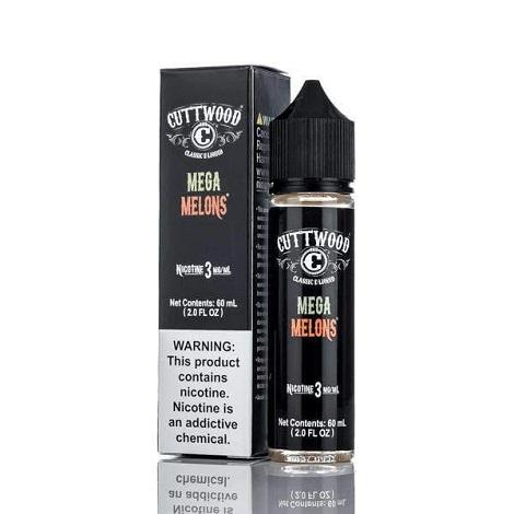 3mg mega melons 60ml nicotine eliquid vape juice bottle by cuttwood near me online vape shop for vaping