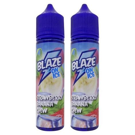 Baze On Ice Apple Kiwi Splash 3mg Nicotine Eliquid Vape Juice Exciting Flavor near me online vape shop