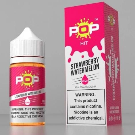 Pop Hit Salt 30ml Grapple Berry 25mg nic salt strength strong nicotine hit eliquid near me online vape shop