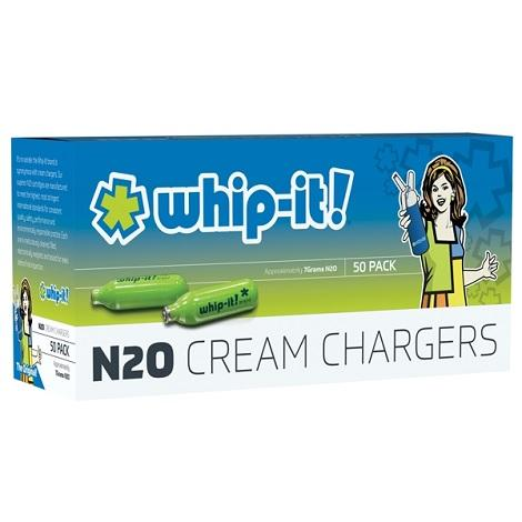 Whip It Cream Charger 50 Packets per Pack Near me online Cream Dispenser charger shop