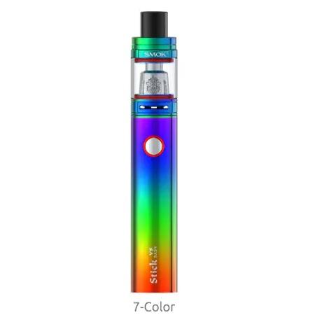 Smok Stick V8 Baby Kit Pen style vape device luxury colors vape tank near me 7 colors vape