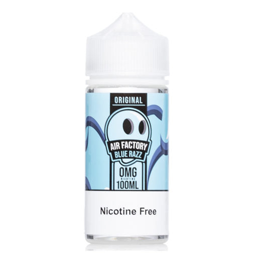 Original Blue Razz Air Factory 100ml ejuice flavor bottle new vape liquid near me online shop best ejuice collection