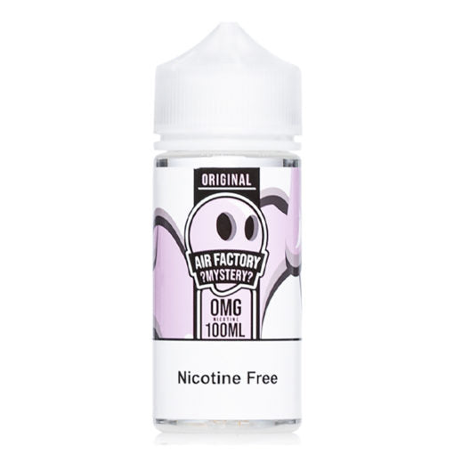 Air Factory Original Mystery flavor ejuice 100ml bottle near me buy now online vape shop best vape flavor collection