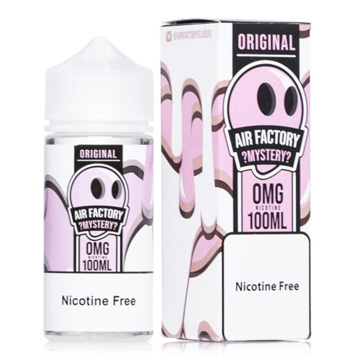 Air factory original mystery flavor ejuice vape liquid near me online vape shop new flavors near me for vape