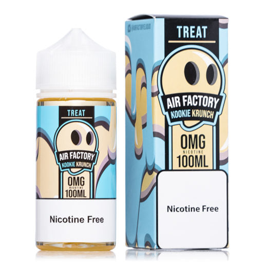 Kookie Krunch ejuice flavor treat air factory unique vape flavors near me online vape shop best collection ejuices