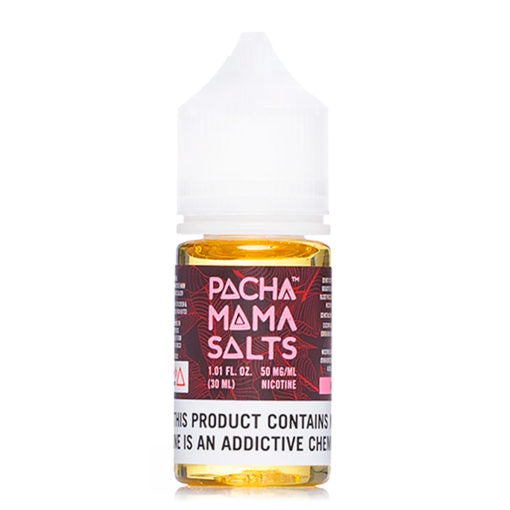 Apple Tobacco Pacha Mama Salt Nicotine E Liquid 30ml Vape Juice High Nicotine Salt Content Ejuice near me