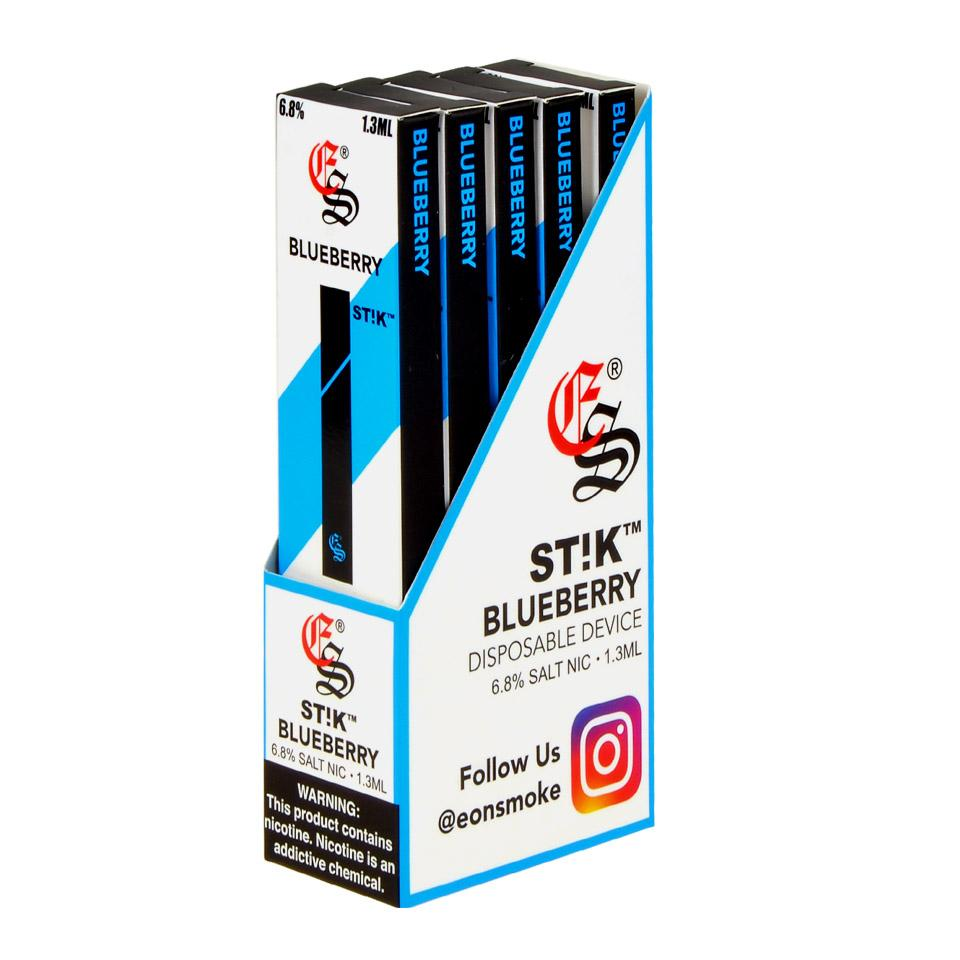 Eon Stick blueberry Disposable device 5% 500 puff