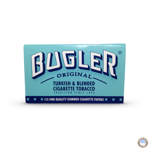 Bugler Rolling Papers in stock at Ash Vape