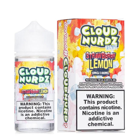 Cloud Nurdz Peach Bluerazz