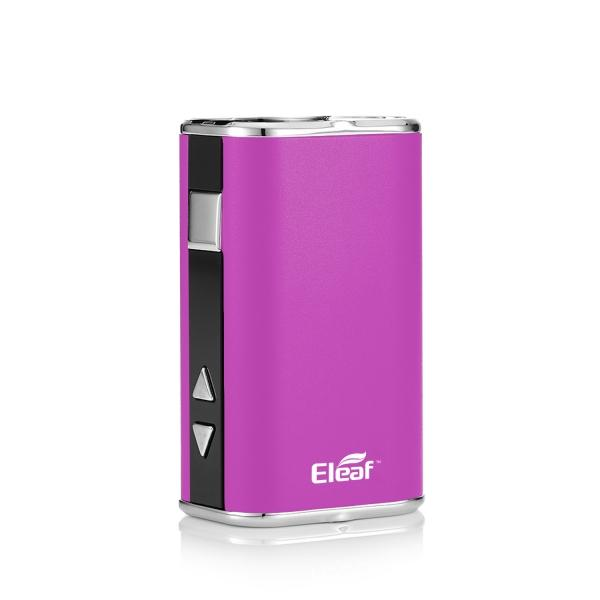 Purple Color Eleaf Mini iStick Vape Mod Base Kit the Best Vaping Device for Beginners and Pro Vapers Small Size Mod