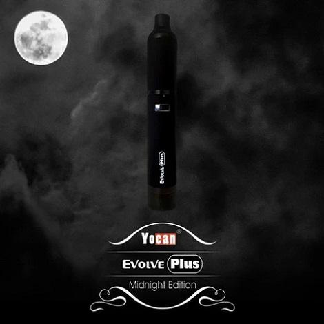 Yocan Evolve Plus XL Midnight Edition Exclusive Limited Vape Device with best vaping experience