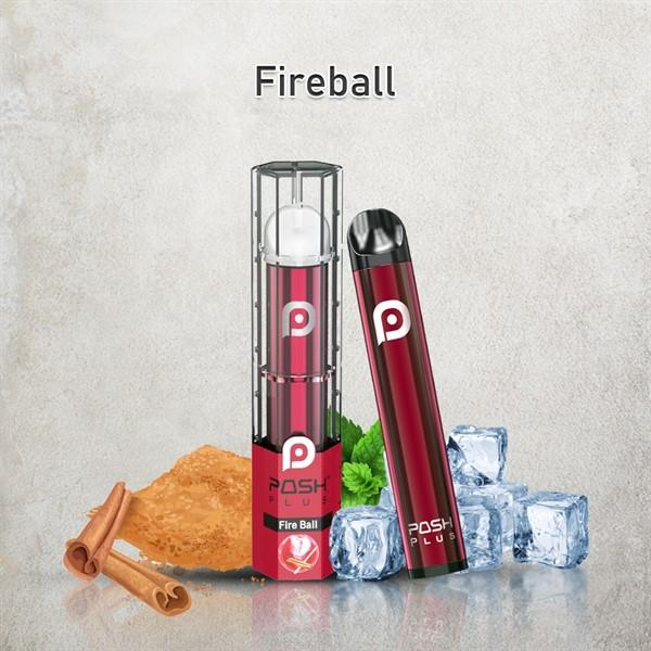 Posh Plus disposable device fireball