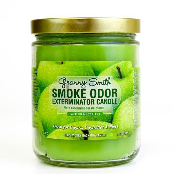 Smoke Odor Candles colors