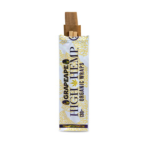 Tobcco shop vape shop flavored rolling paper by High Hemp new flavors cigarette roller with tips