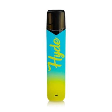 Hyde Color Edition Disposable Banana Ice Vape Device 1.6ml Ejuice 50mg 5% nicotine salt near me online vape shop