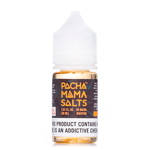 Honeydew Melon Pacha Mama Salt Nicotine E Liquid 30ml Icy Mango 25mg nic salt vape juice near me online vape shop
