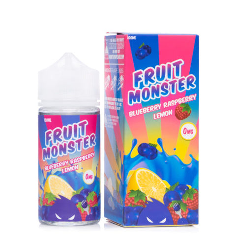 Fruit Monster 100ml by Jam Monster