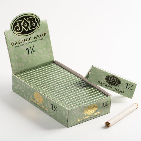Job Organic Rolling Papers King Size