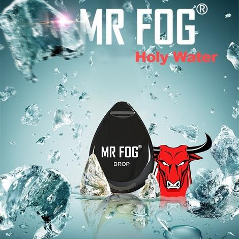 Mr Fog Drop vapes new design drop shape disposable vapes holy water 2ml vape juice content