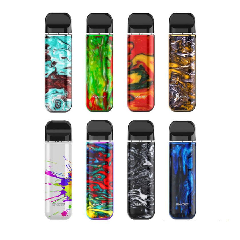 Smok Novo 2 vape collection modern abstract design vape pens and devices high performance pod system vape
