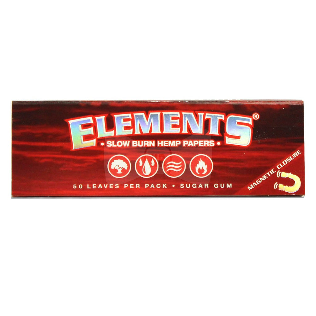Element Red Rolling Papers Online available