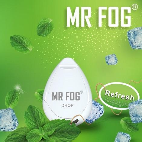 Refresh flavor Mr Fog Drop Disposable vapes near me vape shop drop design latest style vape