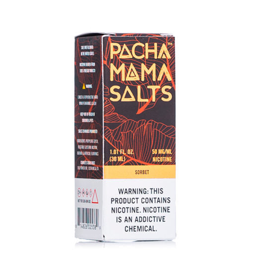 Sorbet Flavor Pacha Mama Salt based nicotine ejuice near me online vape shop best flavor ejuices for perfect nicotine hit